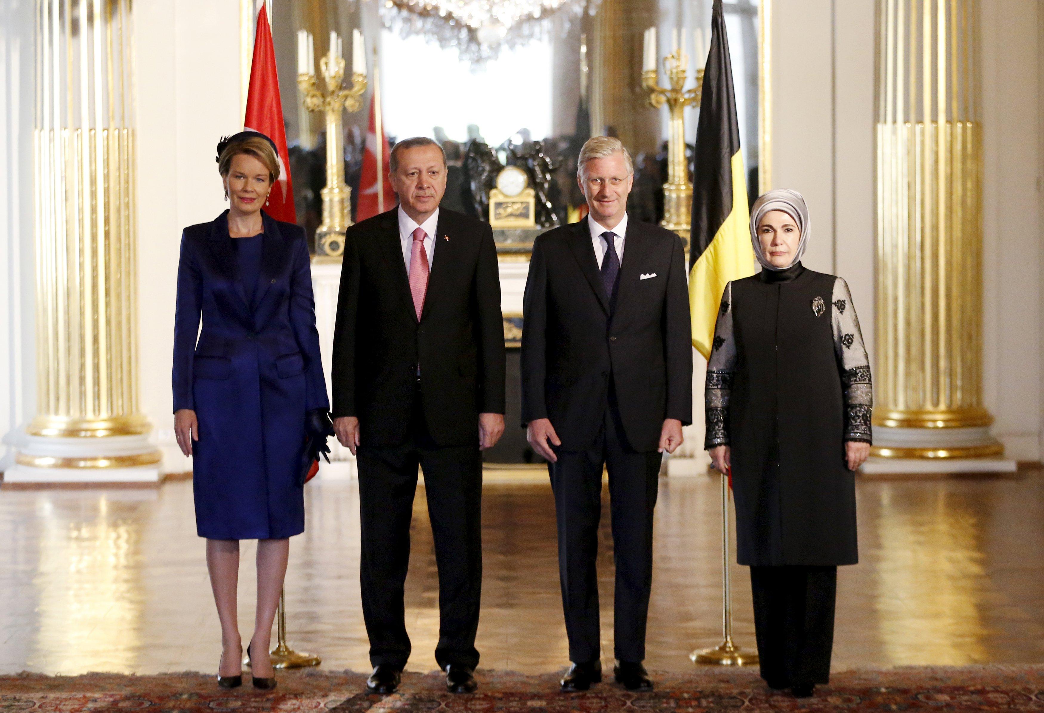 President Erdoğan in Brussels - Diplomat magazine