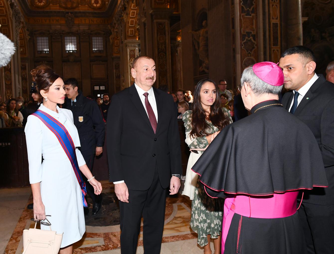 Contribution Of Azerbaijan To The World Of Christianity Diplomat Magazine