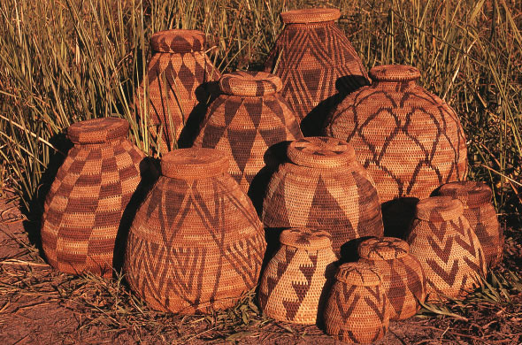 Basket weaving culture : Botswana conservation as self preservation diplomat